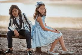 Children's Evening Gowns for <b>the New</b> Season | İstanbul <b>Kids Fashion</b>