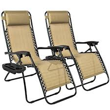 lounge patio chairs folding download: best choiceproducts zero gravity chairs tan lounge patio chairs outdoor yard beach new set of