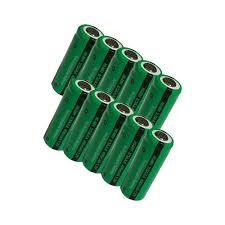 <b>10pcs 2/3 aaa</b> battery 400mah 1.2v nimh 2 3 aaa rechargeable ...