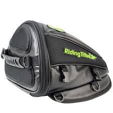 <b>Motorcycle Moto</b> Tank Bag Synthetic Leather Helmet Tool Bag ...