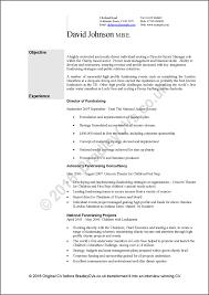 Free Resume CV Example General CV Templat how to write a cv