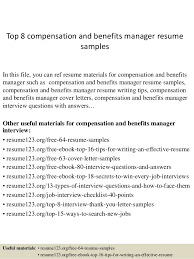 Breakupus Gorgeous Administrative Manager Resume Example With Captivating Benefits Manager Resume Besides Sample Resume Nursing Furthermore And Terrific