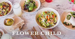 <b>Flower Child</b>: Healthy Food for a <b>Happy</b> World