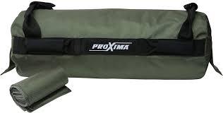 <b>Сумка</b>-<b>утяжелитель</b> для кросс-фита <b>ProXima</b>, цвет: зеленый. <b>PSB</b> ...