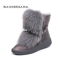 Online Shop <b>BASSIRIANA 2018 new</b> winter gray and black natural ...