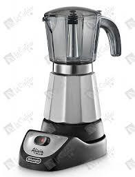 Купить Гейзерная <b>кофеварка DeLonghi</b> ALICIA PLUS <b>EMKM 6</b> по ...