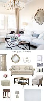 design ideas betty marketing paris themed living: copy cat chic room redo airy amp feminine living room a home decor post from the blog copy cat chic written by reichel on bloglovin