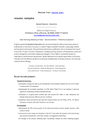 resume format sales executive | Template resume format sales executive