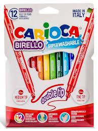 Купить Упаковка <b>фломастеров CARIOCA BIRELLO</b>, <b>12</b> цв ...