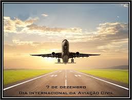Resultado de imagem para Dia Internacional de aviação civil