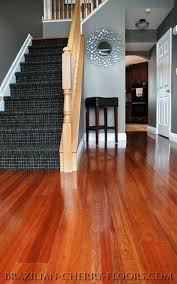 cherry wood floor brazilian love cherry floors look so great with the gray brazilian wood furniture