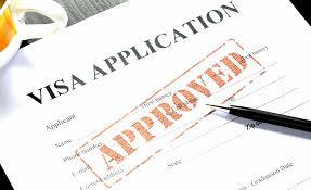 f student visa interview experience  visa application