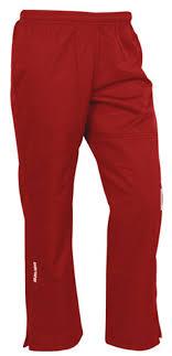 <b>Брюки</b> Bauer <b>Lightweight</b> Warmup Pant SR red купить со скидкой в ...
