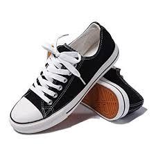 Amazon.com | AOMAIS <b>Womens Fashion PU Leather</b> Sneakers Low ...