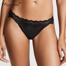 <b>Missomo Sexy</b> Floral Lace Low Waist Triangle Light Simple ...