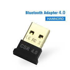 Hannord Bluetooth Adapter Wireless <b>USB</b> Bluetooth Transmitter ...