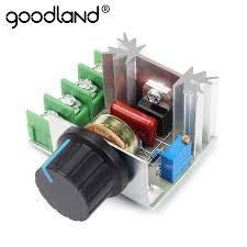 <b>LED Dimmer</b> Switch <b>220V</b> Voltage Regulator <b>Silicon</b> Controlled ...