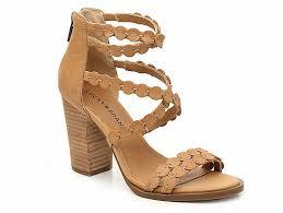 <b>Women's Block Heel</b> Sandals | Chunky Heel Sandals | DSW