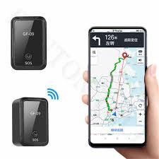 China <b>GF09 Mini</b> Global Real Time WiFi/Lbs GSM/GPRS Tracking ...