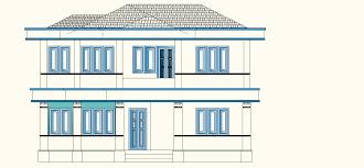 Kerala home plan   bedrooms Bedroom Kerala House Plan