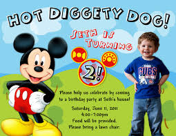 designs mickey mouse first birthday invitations mickey mouse first birthday party invitations