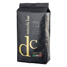 <b>Кофе в зернах Carraro</b> Don Carlos 1 кг — купить в интернет ...