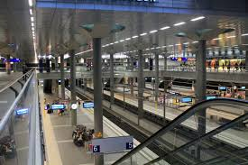 Stazione di Berlino Centrale