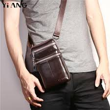<b>YIANG 2018</b> New Arrival Cross Body Shoulder Bags For Men ...