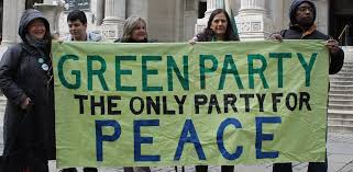 Green Party for Peace!