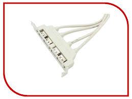 переходники и адаптеры: <b>Аксессуар ATcom USB 2.0</b> АТ15258