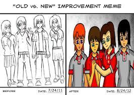 Old vs. New Meme: Jack's Best Friends by RedPhoenix15 on DeviantArt via Relatably.com