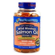 <b>Wild Alaskan Salmon Oil</b> Softgels (180 ct.) - Sam's Club