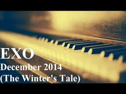 EXO The winter's tale