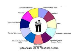 shoot to kill the use of lethal force by police in queensland police use of force model queensland police service