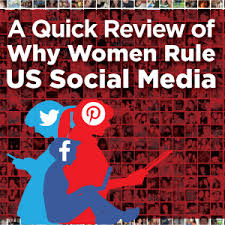 Most Popular Social Media Sites Review: Why Women Are The Real ...