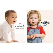 Osh Kosh/Carters Gift Card $50 (Email Delivery)   Staples