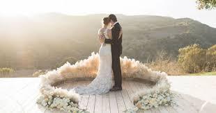 wedding grass