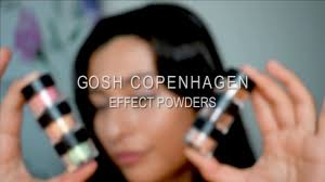 <b>GOSH</b> COPENHAGEN - <b>Effect Powders</b> - AW18 - YouTube