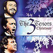 <b>Pavarotti</b> / <b>Carreras</b> / <b>Domingo : 3</b> Tenors Christmas Xmas Vocal 1 ...