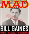 Alfred E. Neuman (probably William Gaines), MAD Magazine