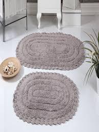 Набор <b>ковриков для ванной Yana</b> 60x100 и 50x70 см MODALIN ...