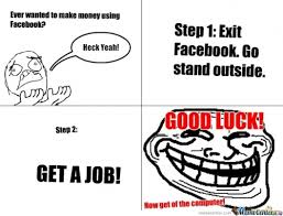 How To Make Money From Facebook Memes. Best Collection of Funny ... via Relatably.com