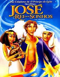 Desenho José - O Rei dos Sonhos Dublado