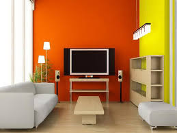room wall colours red orange painting orange red paint combination for room colors