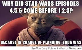 15 Hilarious Star Wars Memes | CharityOwl via Relatably.com