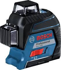 Лазерный <b>нивелир Bosch GLL 3-80</b>, 120 м. 0601063S00