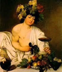Resultado de imagen de Dioniso coronado de mirto