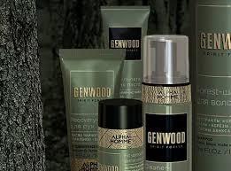 <b>Estel Набор Genwood</b> Travel (шампунь, гель-масло для бритья ...