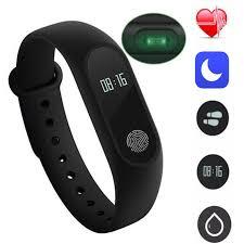 <b>Smart health Bracelet</b> M2 Heart Rate <b>Bracelet</b> Waterproof Sport ...