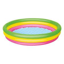 <b>Бассейн надувной Summer</b> Set 152 х 30см 51103|Бассейн и ...